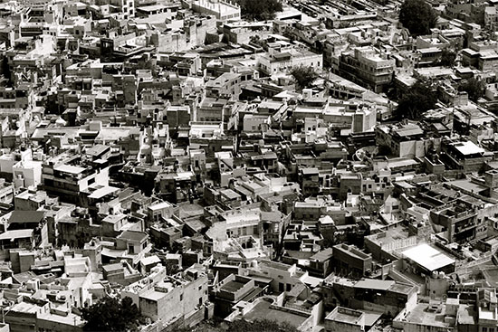 art prints - Jodhpur From Above by LindseyErin