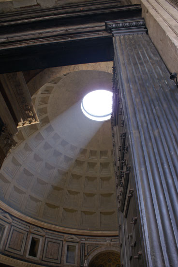 art prints - Pantheon Oculus by Laura Malkasian Huggins