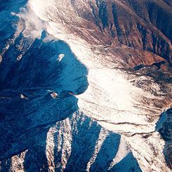 Mountains Near Death Valley, California