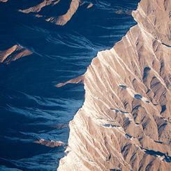Mountains Near Death Valley, No. 2, California