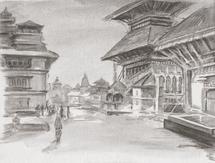 Mangal Bazaar 1 by Silas McDonough