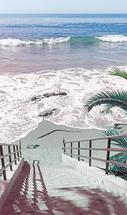 Laguna Steps by Kelly Christina