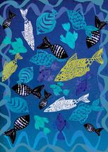 blue water by marcia biasiello