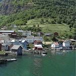 Along the Fjord by Ellen Gordon