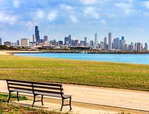 Peace Near the City by Rick Walter