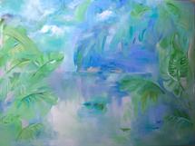 Dominica Rainforest by Hannah Lowe Corman