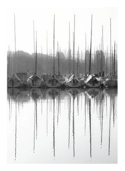 calligraphy ripple