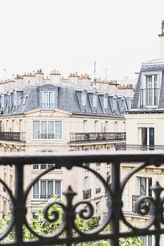 Paris Porch