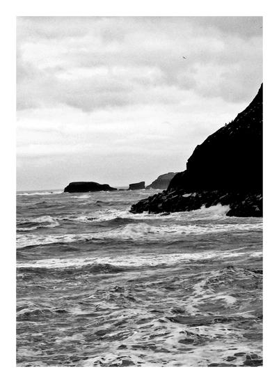art prints - Witby sea by julia grifol designs