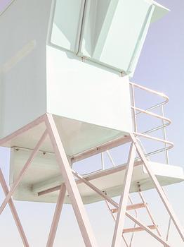 Guard Chair, Santa Monica