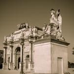 Arc de Triomphe du Carr... by Kelly Chen