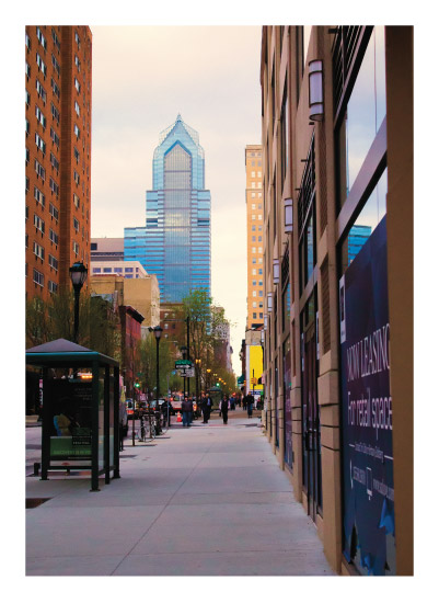 art prints - Liberty Place by Minu Thickitt