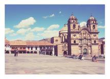 Plaza de Armas by lace and love notes