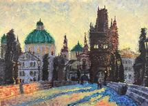 The Charles Bridge - Pr... by Best Couple Ever Designs