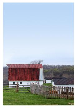 Barn at Sky Meadows