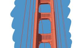 design - Build bridges not walls by Marina Markova