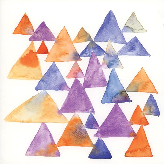 art prints - The Majestic Pyramids by Taniya Varshney