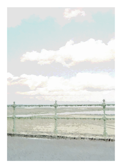art prints - Peaceful landscape by julia grifol designs