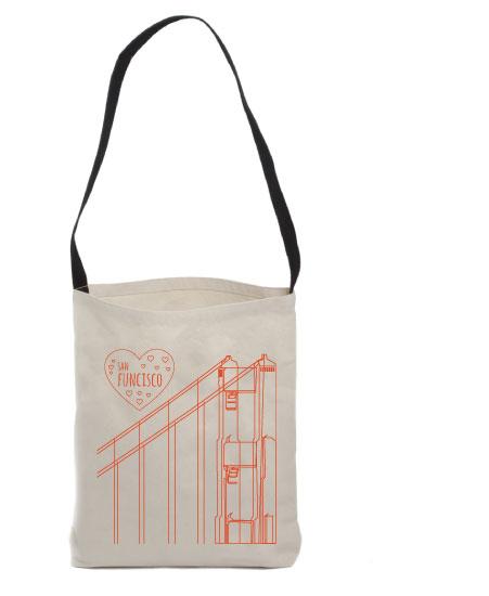 design - San Funcisco by Elizabeth Bright
