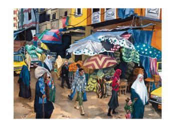 Market Day in Alexandria