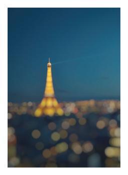 Paris Night Lights I