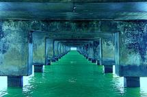 Below The Pier by Dalu Design