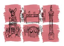 London Blushes by Hannah Langford