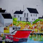 Peggy's Cove Nova Scoti... by DMaria Woods