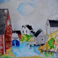 Peggy's Cove Nova Scotia#2