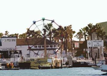 Balboa Fun Zone, Newport Beach, California