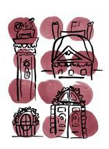 Parisian Spots by Hannah Langford