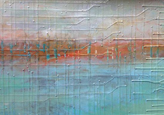 art prints - Redfish Lake by Maxine Orange