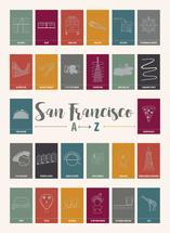 SF A-to-Z by Laura Klavon