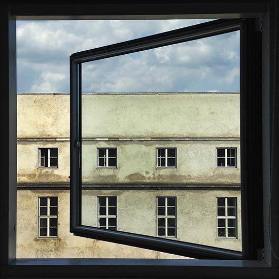 art prints - Outside My Hotel Window Copenhagen by Kasmira Mohanty