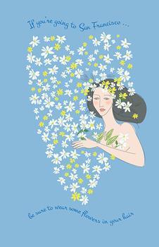 Lovely Flower Girl