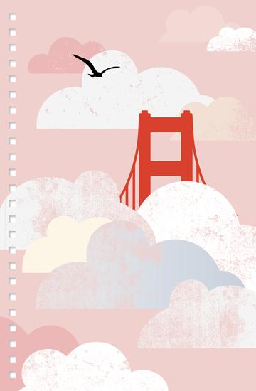 design - Bridge Fog by sue prue