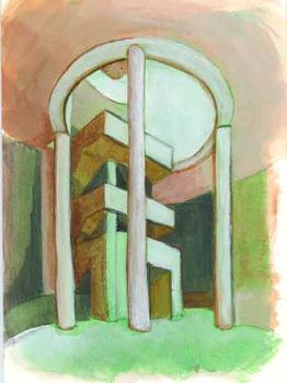 SFMOMA Rotunda