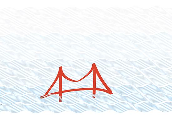 design - SF WAVES by Glowforger