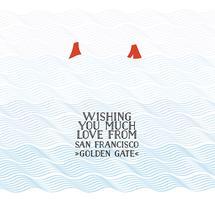 GOLDEN GATE TOURIST VIE... by Glowforger