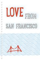 Love from GOLDEN GATE by Glowforger