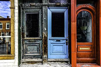 3 Doors In Montreal