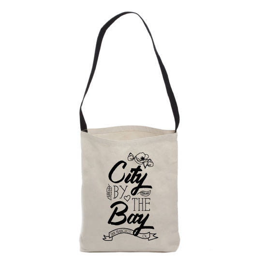 design - City by the Bay illustrated by Alice Galeotti