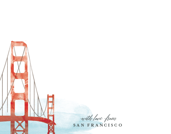 design - With Love from SF by Shirley Lin Schneider