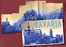 Castle in Bavaria by John Sposato