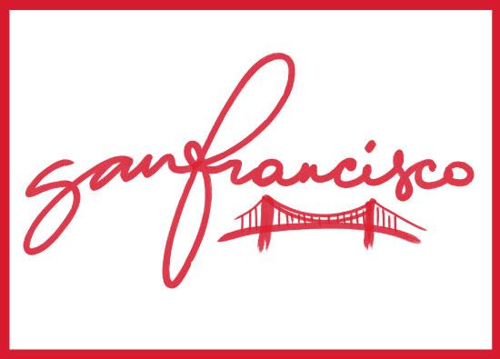 design - Sanfrancisco Handwriting by Ilze Lucero