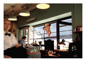 Cafe in Copenhagen