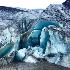 Glacier Formations