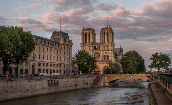 art prints - Notre Dame of Paris by Rick Walter