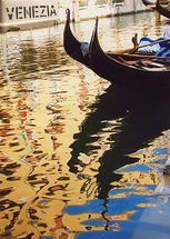 Venice Reflection by John Sposato