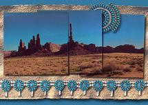 Monument Valley by John Sposato